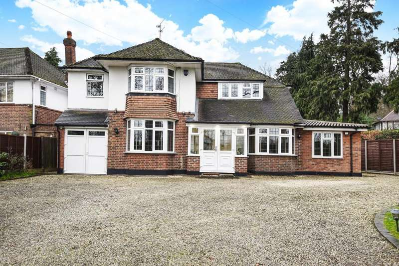 4 Bedrooms Detached House for sale in Harrow, Middlesex, HA3