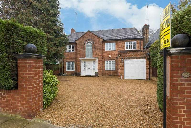 6 Bedrooms Detached House for sale in Oakleigh Park South, London