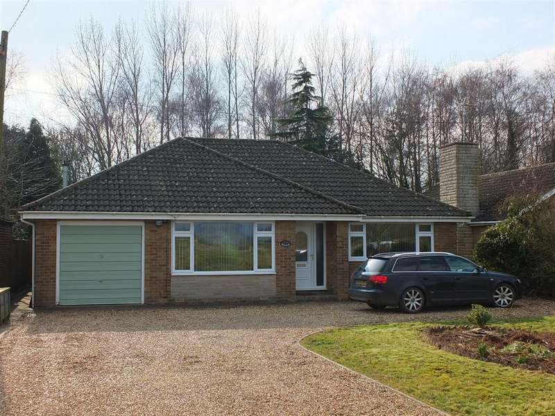 3 Bedrooms Detached Bungalow for sale in Church Way, Tydd St. Mary.