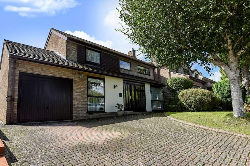 3 Bedrooms Detached House for sale in Kennington, Oxford, OX1