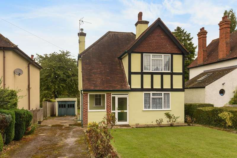 3 Bedrooms Detached House for sale in Eynsham Road, Oxford, OX2