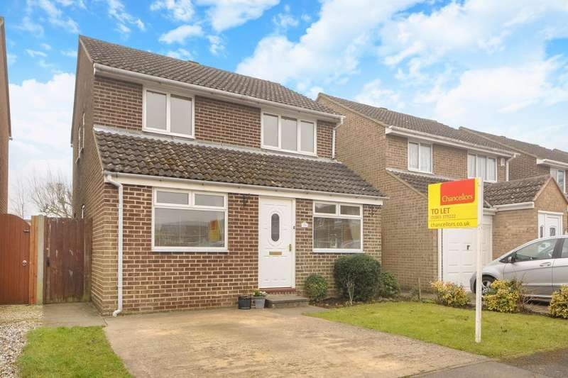 4 Bedrooms Detached House for sale in Kidlington, Oxfordshire, OX5
