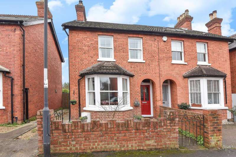 3 Bedrooms House for sale in Spencers Road, Maidenhead, SL6