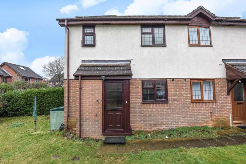 1 Bedroom House for sale in North Abingdon, Oxfordshire OX14, OX14