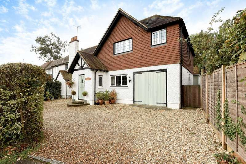 4 Bedrooms Cottage House for sale in Priory Road, Sunningdale, SL5
