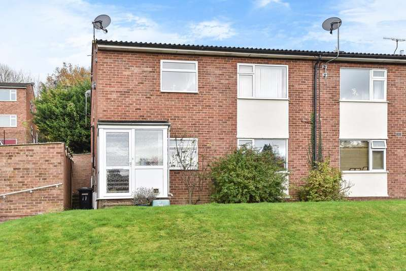 2 Bedrooms Maisonette Flat for sale in High Wycombe, Buckinghamshire, HP12