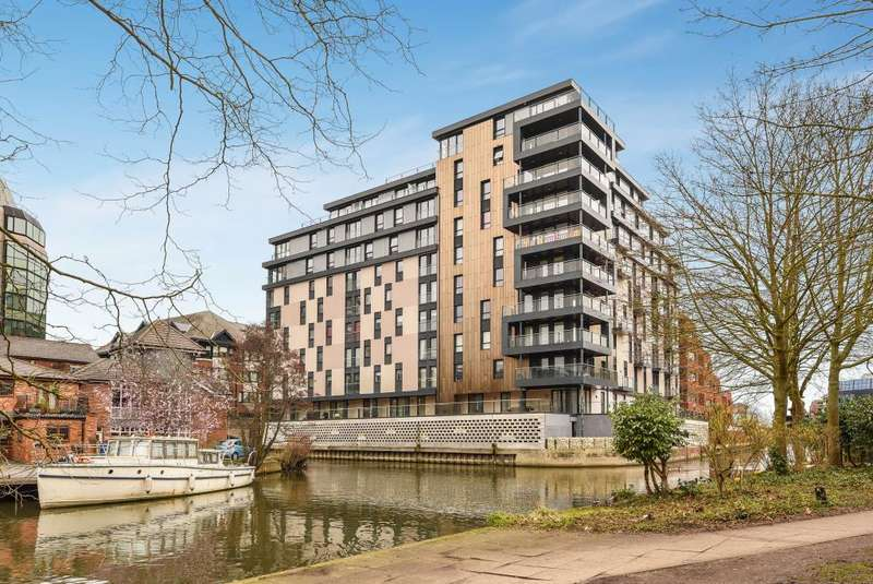 1 Bedroom Flat for sale in Kennet House, Reading, RG1