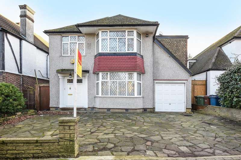 6 Bedrooms Detached House for rent in London Road, Stanmore, HA7
