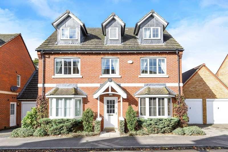5 Bedrooms Detached House for sale in Hampden Hall, Aylesbury, HP22