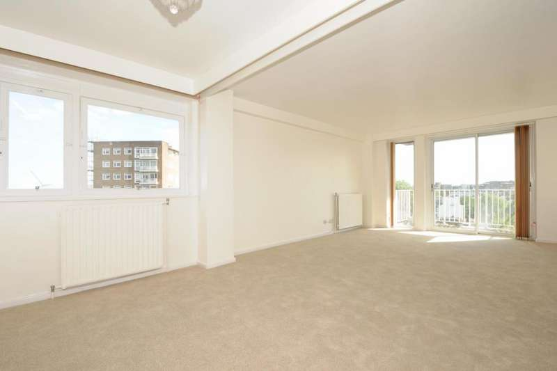 2 Bedrooms Flat for sale in Buttermere Court, St John's Wood, NW8, NW8