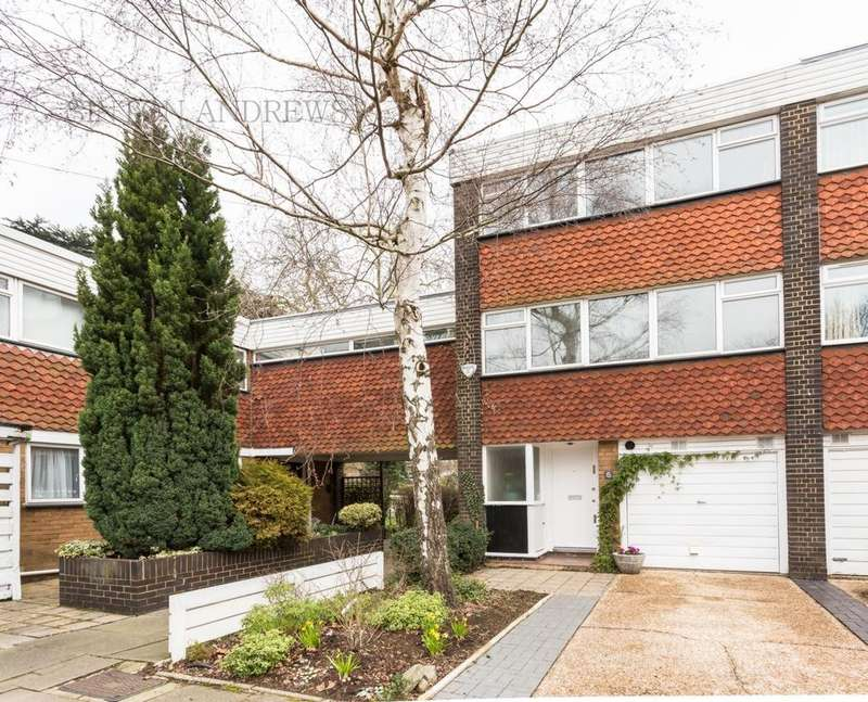 5 Bedrooms House for sale in Lakeside, Edgehill Road, W13