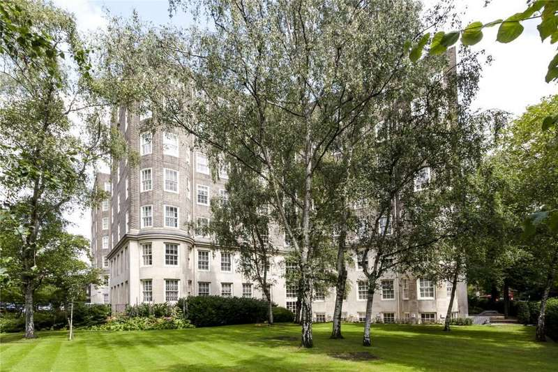 4 Bedrooms Flat for sale in South Lodge, St Johns Wood, NW8