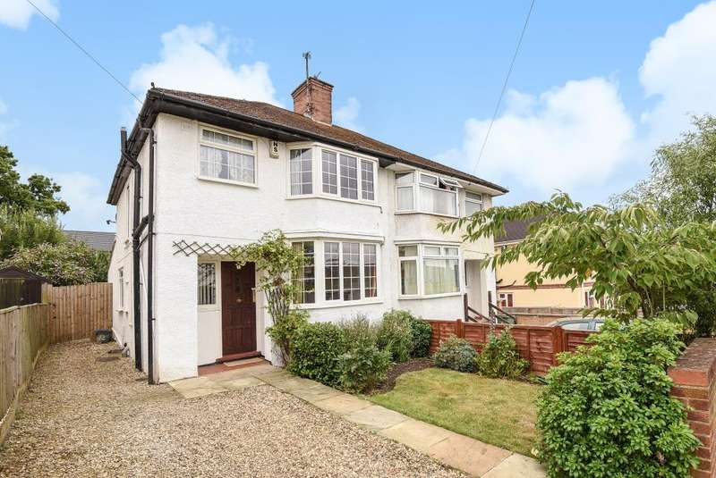 3 Bedrooms House for sale in Headley Way, Headington, OX3