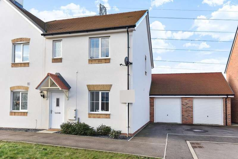 2 Bedrooms House for sale in Berryfields, Aylesbury, HP18