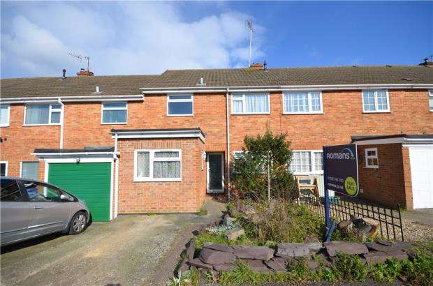3 Bedrooms Terraced House for sale in Farm View, Yateley, Hampshire