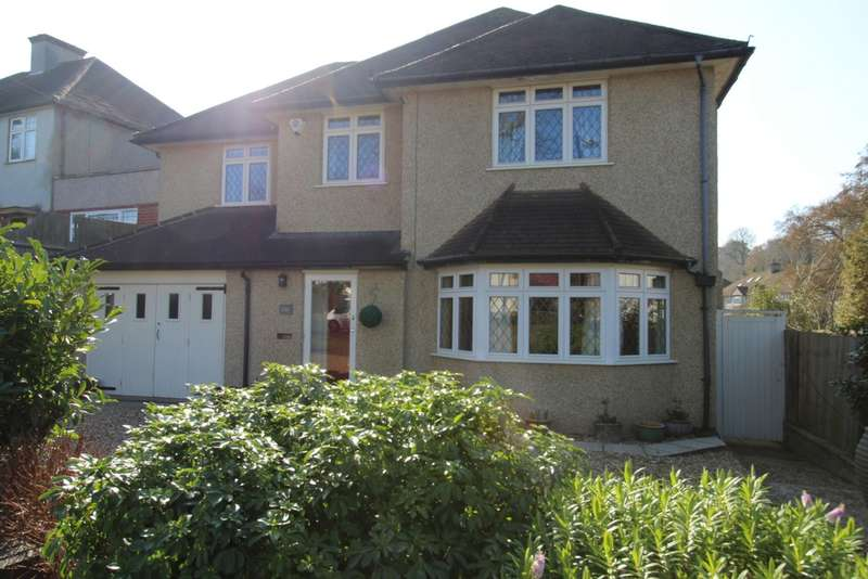 4 Bedrooms House for sale in Shirley Church Road, Croydon, CR0