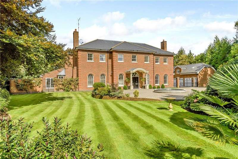 6 Bedrooms Detached House for sale in Totteridge Common, London, N20