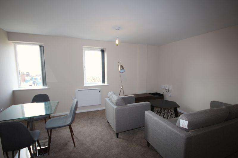 2 Bedrooms Apartment Flat for rent in Park Rise, Seymour Grove, Manchester