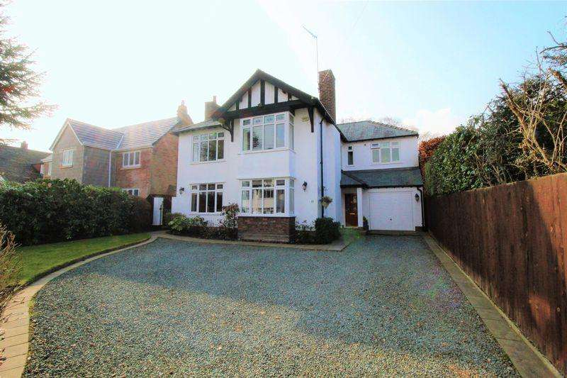 6 Bedrooms House for sale in The Paddock, Heswall, Wirral