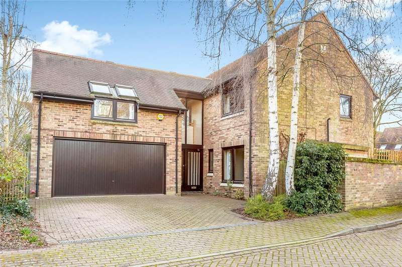 5 Bedrooms Detached House for rent in Southacre Close, Cambridge, Cambridgeshire, CB2