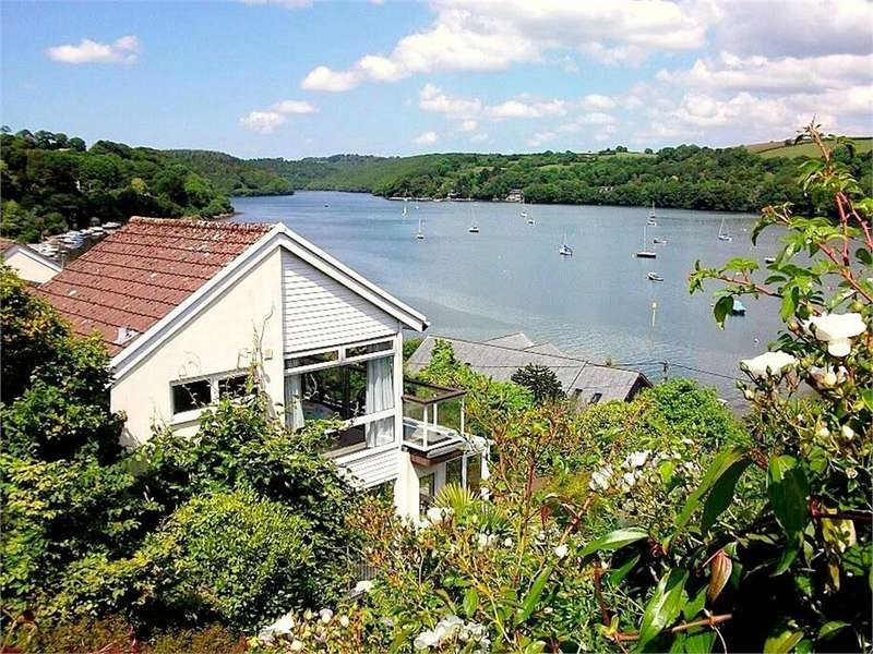 2 Bedrooms Semi Detached House for sale in Cascade Cottage, Golant