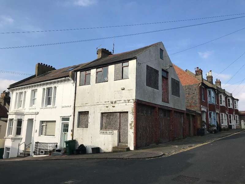 Land Commercial for sale in Belton Road Brighton East Sussex BN2