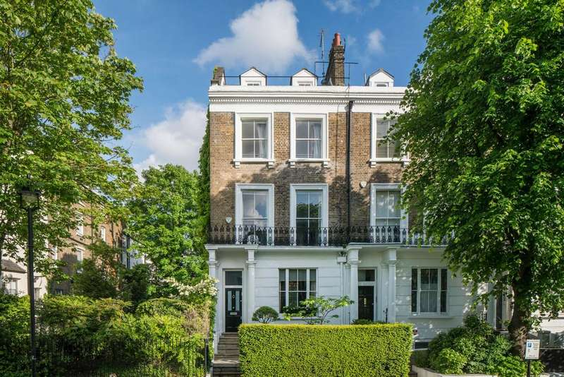 6 Bedrooms Semi Detached House for sale in Abbey Gardens, NW8