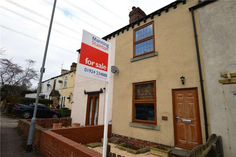 2 Bedrooms Terraced House for sale in Lingwell Nook Lane, Lofthouse, Wakefield, West Yorkshire
