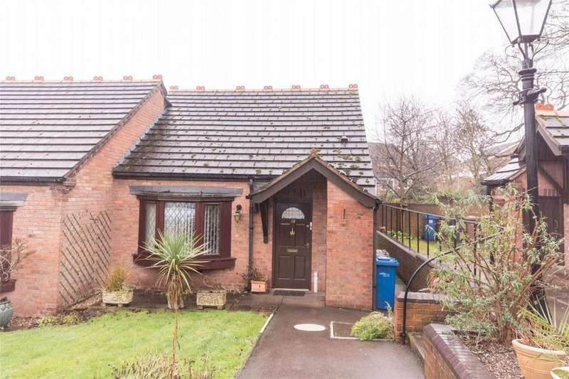 1 Bedroom Semi Detached House for sale in Copperfields, Lichfield, Staffordshire