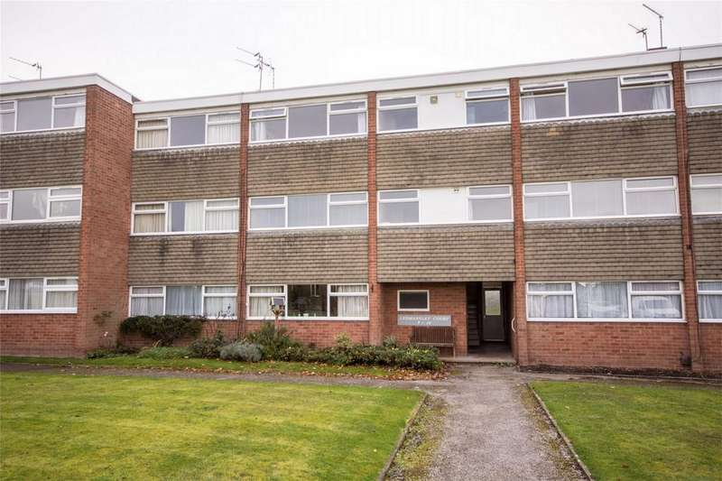 2 Bedrooms Flat for sale in Leomansley Court, Leomansley View, Lichfield, Staffordshire