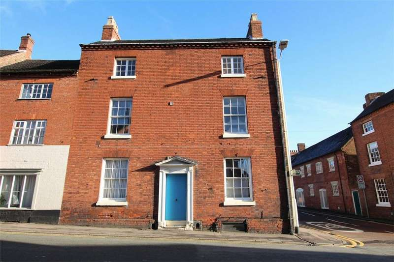 2 Bedrooms Flat for sale in Gaia Lane, Lichfield, Staffordshire