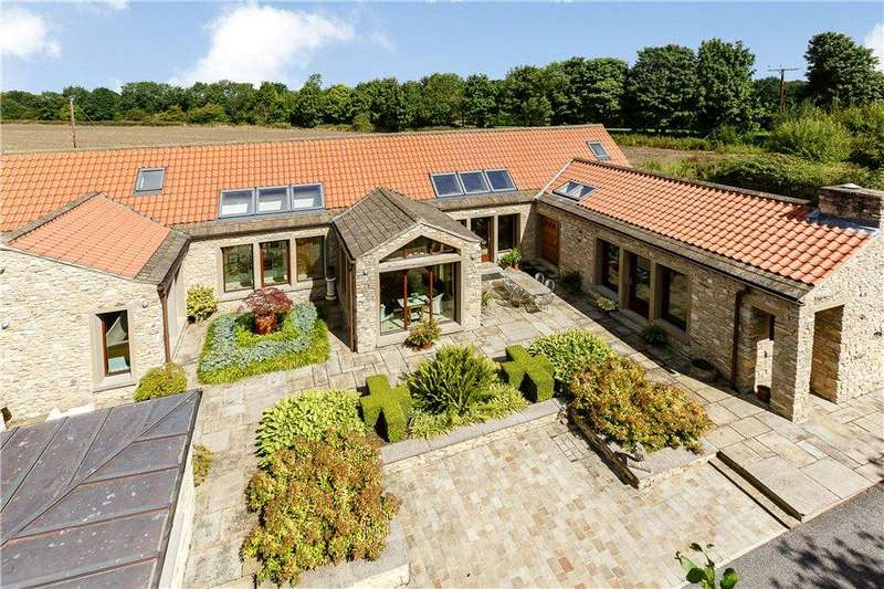 3 Bedrooms Detached House for sale in The Old Kennels, Station Road, Womersley, North Yorkshire, DN6