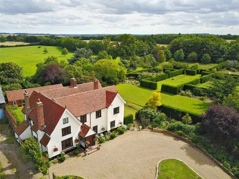 5 Bedrooms Detached House for sale in Kings Lane, Stisted, Braintree, Essex, CM77