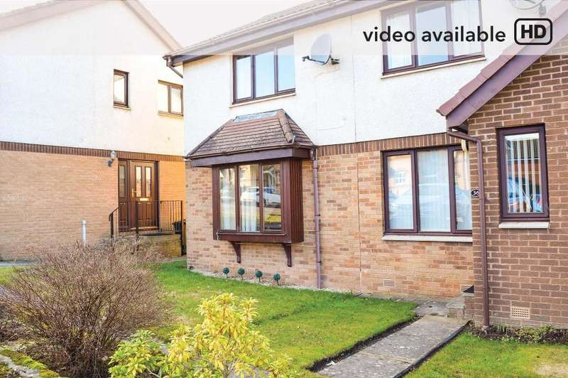 2 Bedrooms End Of Terrace House for sale in Acharn, Perth, Perthshire, PH1 2SR