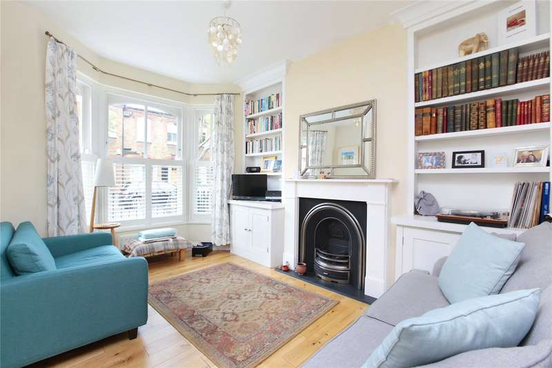 3 Bedrooms Terraced House for sale in Tennyson Street, Battersea, London, SW8