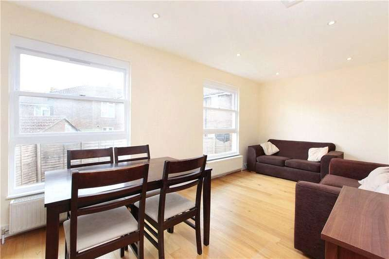 2 Bedrooms Apartment Flat for sale in Moresby Walk, London, SW8