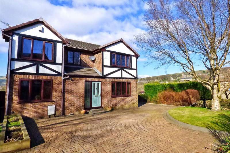 5 Bedrooms Detached House for sale in Greenfield Street, Hadfield, Glossop, SK13