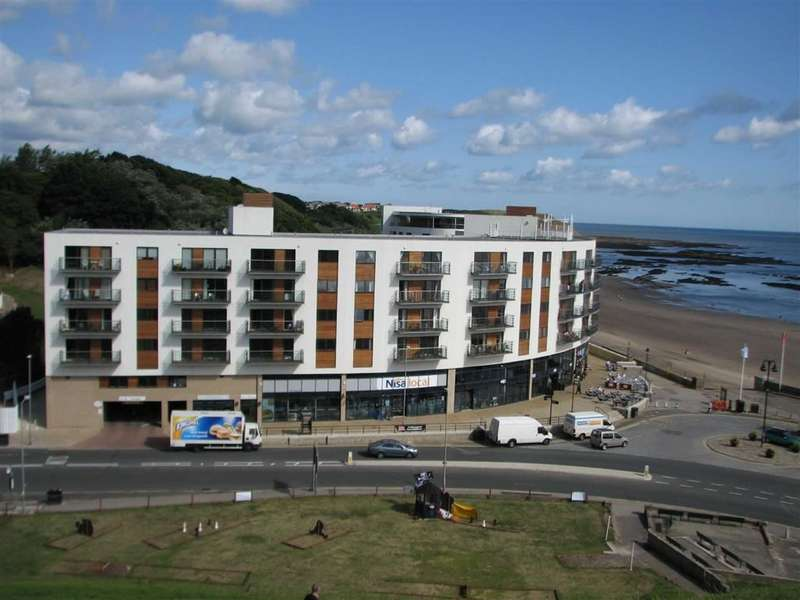 1 Bedroom Flat for sale in Kepwick House, Scarborough, North Yorkshire, YO12
