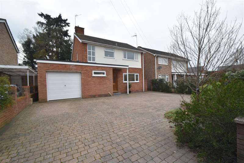 3 Bedrooms Detached House for sale in Swinton Lane, St Johns, Worcester