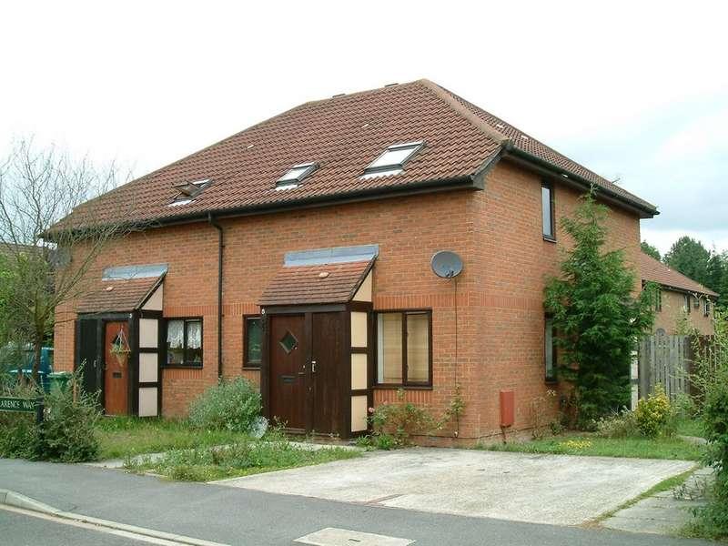1 Bedroom Terraced House for sale in HORLEY RH6