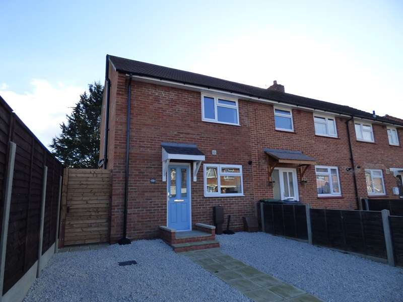 2 Bedrooms End Of Terrace House for rent in Stockheath Way, Havant