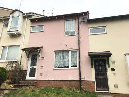 3 Bedrooms Terraced House for sale in Vielle Park, Torquay, Devon