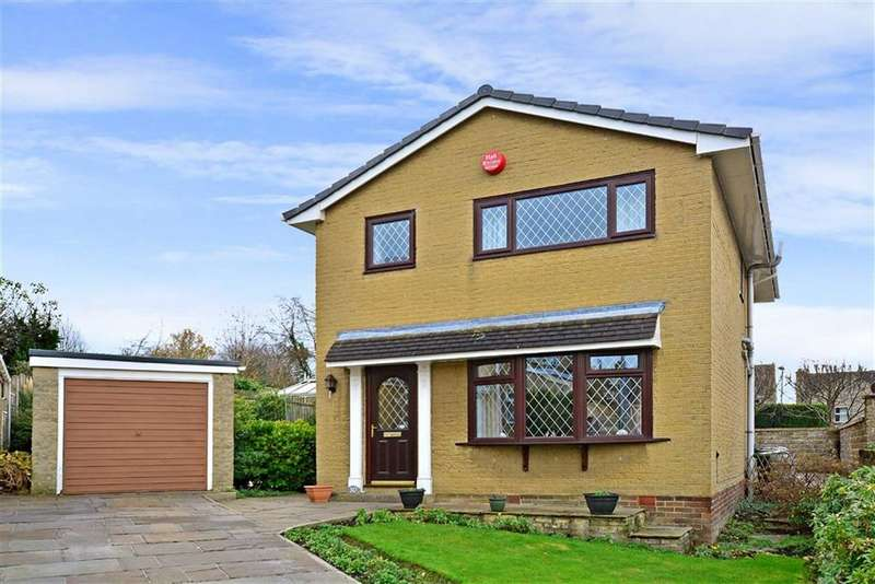 4 Bedrooms Property for sale in Stocksbank Drive, Mirfield, WF14