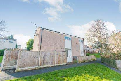 4 Bedrooms Semi Detached House for sale in Woodcroft, Telford, Staffordshire