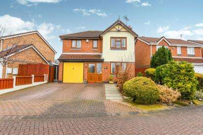 4 Bedrooms Detached House for sale in Hilltop, Norton, Runcorn, Cheshire, WA7
