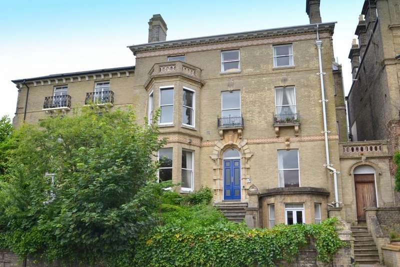 2 Bedrooms Apartment Flat for sale in Fonnereau Road, Ipswich, IP1 3JP