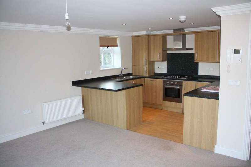 2 Bedrooms Flat for rent in West End Manors, The Copse, Middlesbrough Road, Guisborough
