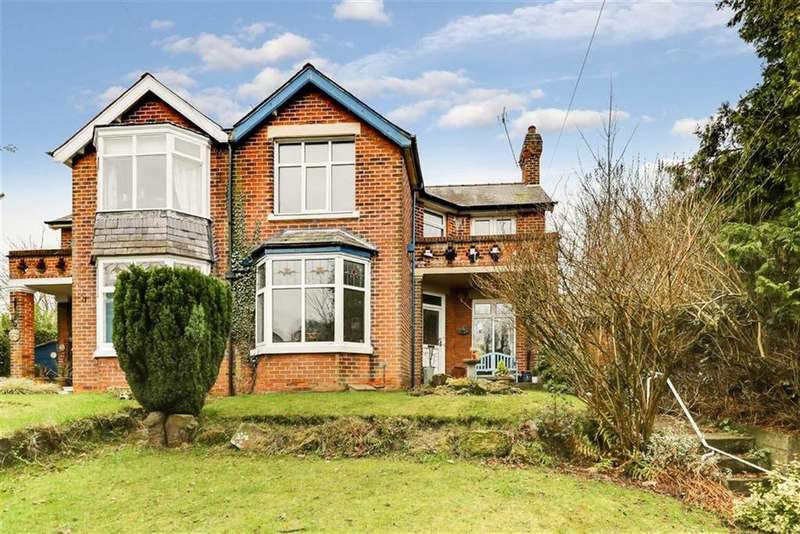 3 Bedrooms Semi Detached House for sale in West Road, Congleton