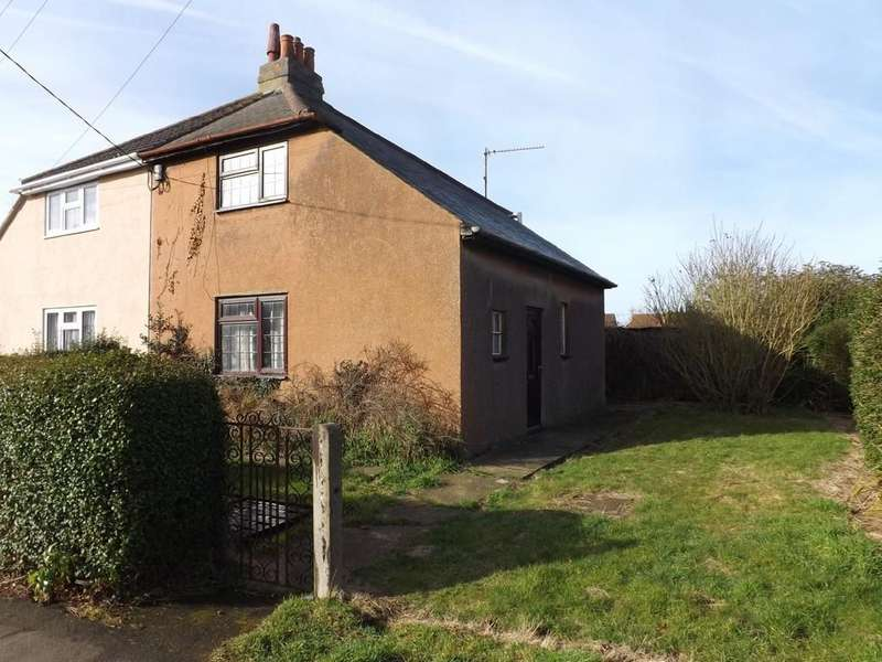 2 Bedrooms Semi Detached House for sale in Holbeach