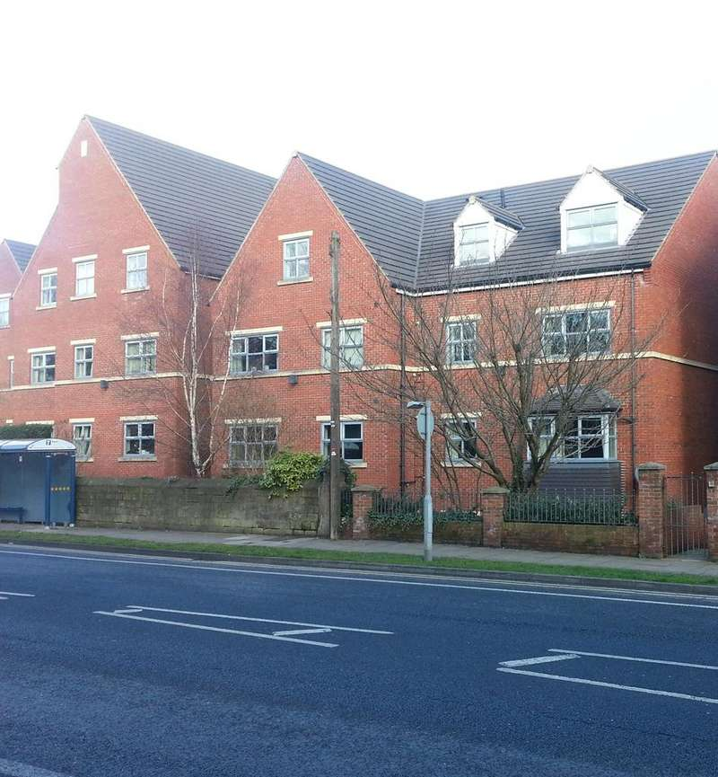 2 Bedrooms Apartment Flat for rent in Moorgate View, Rotherham S60